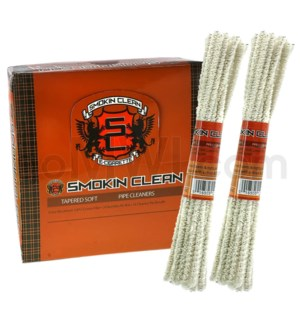 Smokin Clean Pipe Cleaner Soft Bristle 24CT/BX
