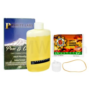 DISC Purity Labs Pure & Clean 4oz Urine
