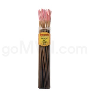 Wildberry Incense Peace of Mind Biggies 50/ct