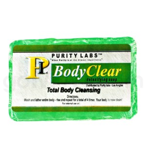Purity Labs All Clear Bar Soap