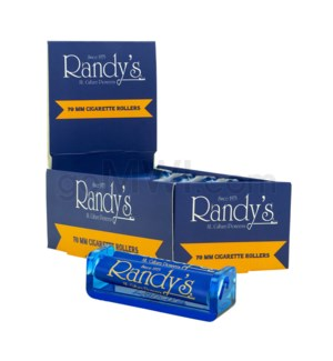 Randy's Cigarette Roller 70mm 12CT/BX
