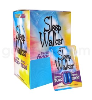 Red Dawn Sleep Walker 24ct/2pk 8/cs