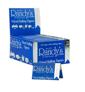 Randy's Original Wired Classic 24pk 25ct/bx SILVER
