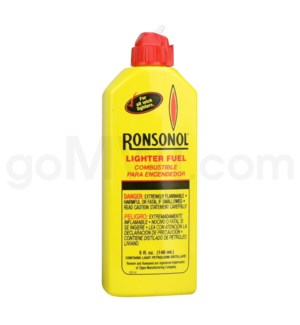 Ronsonol 5oz Lighter Fluid 24PC/BX