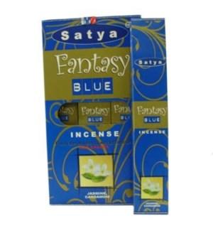 Incense Satya Fantasy Blue
