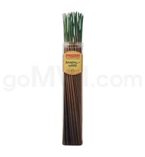 Wildberry Incense Sandalwood Biggies 50/ct