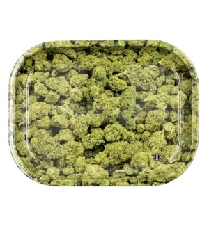 V Syndicate 5x7in Mini Rolling Tray- Buds