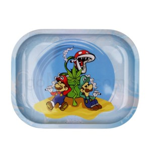 Smoke Arsenal 5x7in Mini Rolling Tray-Danktendo