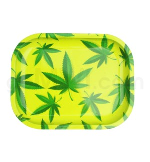 Smoke Arsenal 5x7in Mini Rolling Tray- Pineapple Express