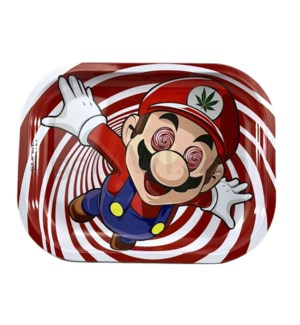 Smoke Arsenal 5x7in Mini Rolling Tray- Mario's Galaxy