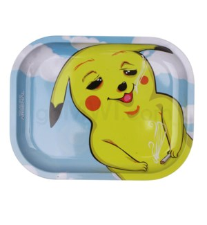 Smoke Arsenal 5x7in Mini Rolling Tray-Tokemon