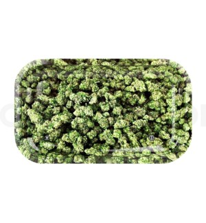 Smoke Arsenal 11x7in Medium Rolling Tray- Buds