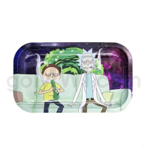 V Syndicate 11x7in Medium Rolling Tray - Couch Lock