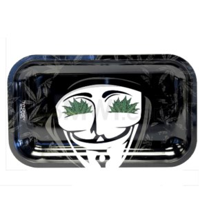 Smoke Arsenal 11x7in Medium Rolling Tray- Dankanonymous