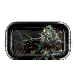 V Syndicate 11x7in Medium Rolling Tray- OG Kush