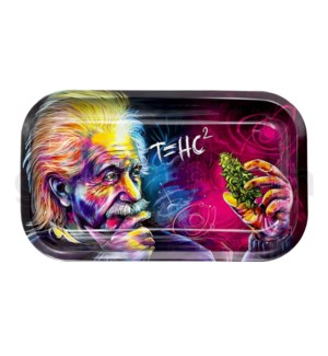 V Syndicate 11x7in Medium Rolling Tray- THC2