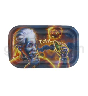 V Syndicate 11x7in Medium Rolling Tray- T=HC2 Sour Diesel