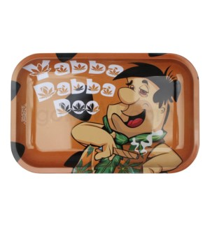Smoke Arsenal 11x7in Medium Rolling Tray- Yabba Dabba Do