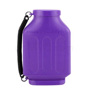 SmokeBuddy Jr. Personal Air Filter 2.4oz Purple