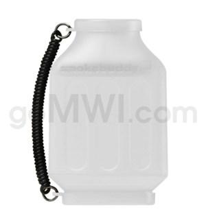SmokeBuddy Jr. Personal Air Filter 2.4oz White