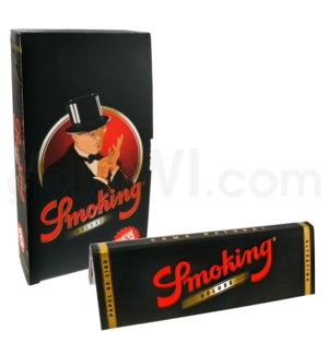 Smoking Black  1 1/4 25pk