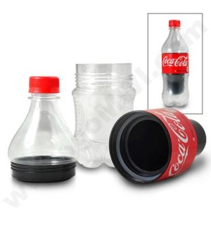 DISC  Safe Can 20oz Refillable Bottle