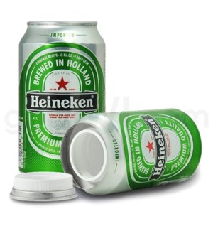 Safe Can Heineken Beer Can (Imported)