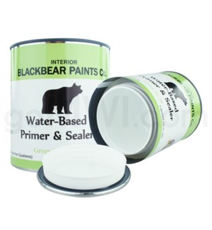 Safe Can Quart Paint Blackbear Paints Co