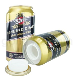 Safe Can Miller Genuine Draft Beer Can