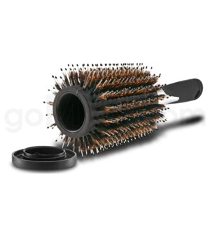 Safe Can Hair Brush Royal 304 - Black