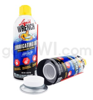 Safe Can Liquid Wrench Lubricating Oil