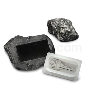 Safe Can Rock Keyholder Stone