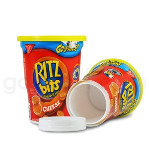 Safe Can Ritz BIts Cheese Go-Paks