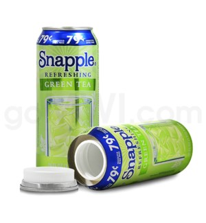 DISC Safe Can Snapple Green Tea