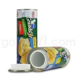 Safe Can Pillsbury Grands! Jr Buttermilk Golden Layers