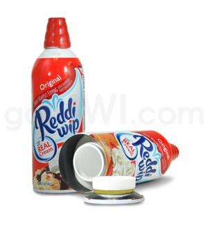 Safe Can Reddi Whip Original