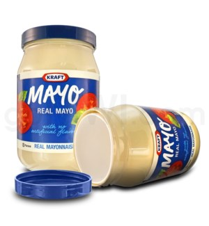 Safe Can Kraft Mayo