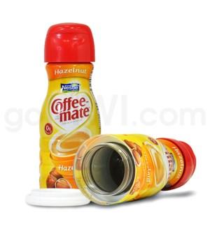 Safe Can Coffee Mate Hazelnut Liquid Creamer