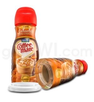 Safe Can Coffee Mate Caramel Macchiato Latte Liquid Creamer