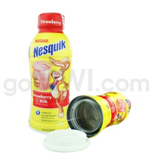 Safe Can Nesquik - Strawberry Milk