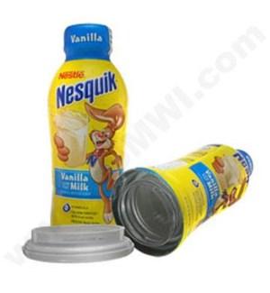 Safe Can Nesquik - Vanilla Milk