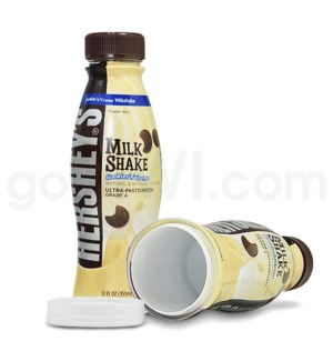 Safe Can Hershey's Cookies n Creme Milk Shake