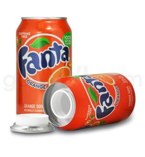 Safe Can Fanta Orange