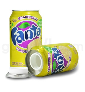Safe Can Fanta Grapefruit
