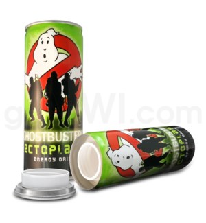 Safe Can Energy Drink - Ghostbusters Ectoplasm