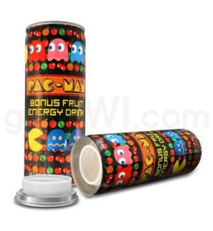 Safe Can Energy Drink - Pac Man Bonus Fruit