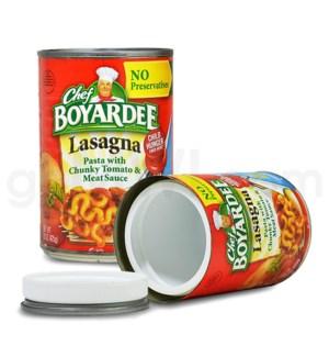Safe Can Chef Boyardee - Lasagna