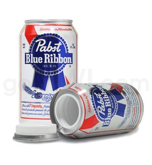 Safe Can Pabst Blue Ribbon 12oz