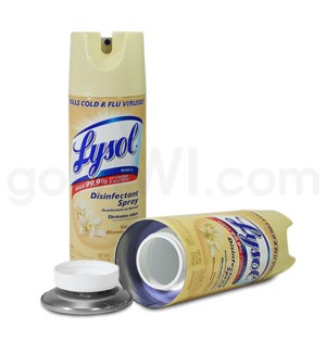 Safe Can Lysol Disinfectant Spray - Vanilla & Blossoms