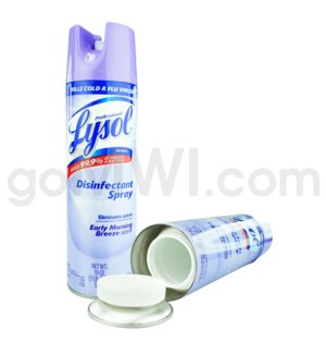 Safe Can Lysol Disinfectant Spray - Early Morning Breeze